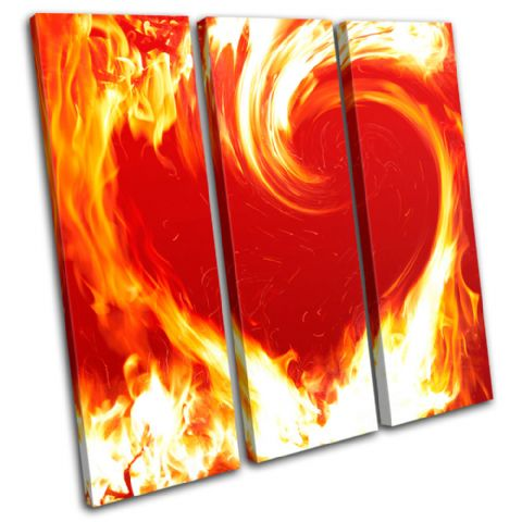 Flame Heart Love - 13-1299(00B)-TR11-LO